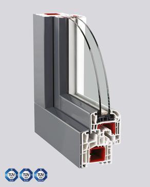 Fenster - STANDARD CL